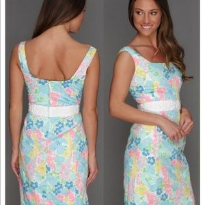 🌸LILLY PULITZER adorable Serena spring dress